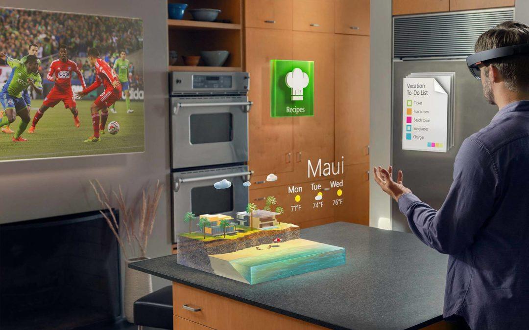 Microsoft HoloLens – The Near Future